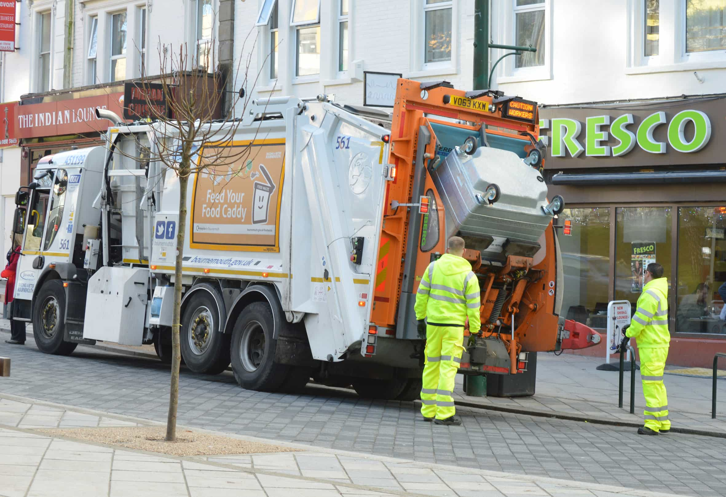 Bournemouth uses the Yotta Mayrise software to support delivery  of its waste services